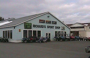 Richards Sports Shop Lincoln ME
